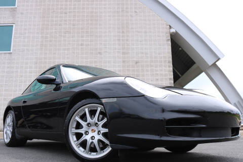 2002 Porsche 911 for sale at Chantilly Auto Sales in Chantilly VA