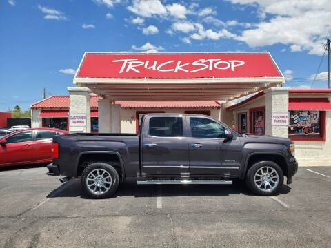 2014 GMC Sierra 1500 for sale at TRUCK STOP INC in Tucson AZ