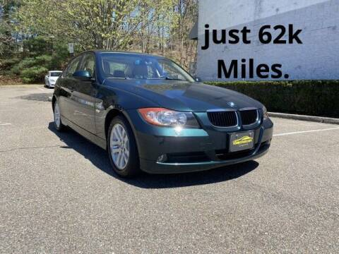 2007 BMW 3 Series for sale at Select Auto in Smithtown NY