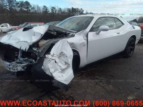 2018 Dodge Challenger for sale at East Coast Auto Source Inc. in Bedford VA
