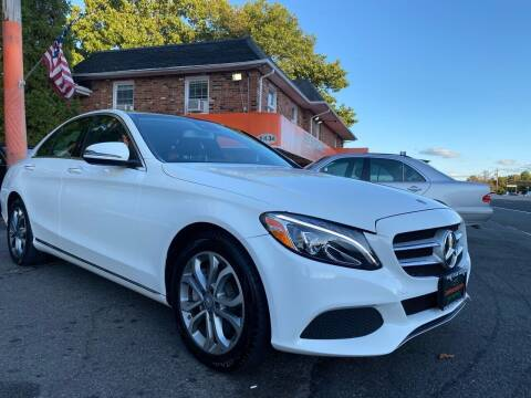 2016 Mercedes-Benz C-Class for sale at Bloomingdale Auto Group - The Car House in Butler NJ