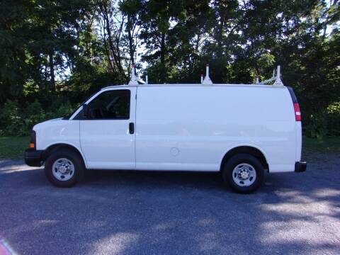 2014 Chevrolet Express Cargo for sale at THURMONT AUTO SALES in Thurmont MD