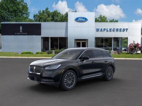2021 Lincoln Corsair for sale at MAPLECREST FORD LINCOLN USED CARS in Vauxhall NJ