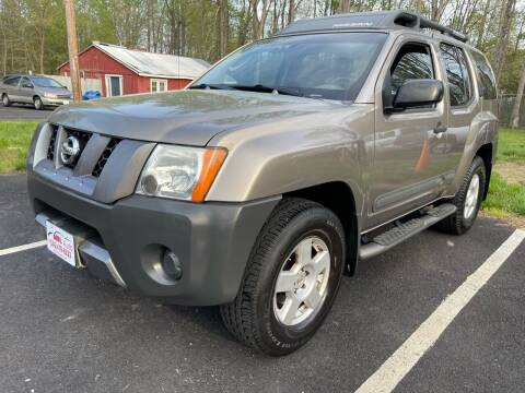 2005 Nissan Xterra for sale at MBL Auto in Fredericksburg VA