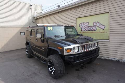 2004 HUMMER H2 for sale at Cars Trucks & More in Howell MI