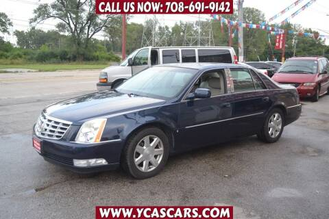 2007 Cadillac DTS for sale at Your Choice Autos - Crestwood in Crestwood IL