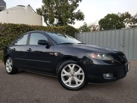 2008 Mazda MAZDA3 for sale at San Diego Auto Solutions in Escondido CA