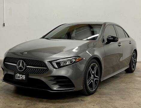 2019 Mercedes-Benz A-Class for sale at FDS Luxury Auto in San Antonio TX