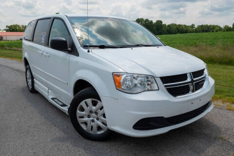 2015 Dodge Grand Caravan for sale at Fruendly Auto Source in Moscow Mills MO