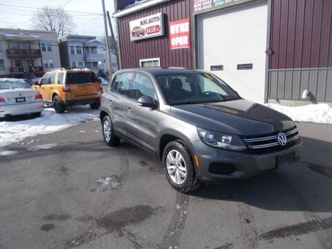 2012 Volkswagen Tiguan for sale at Mig Auto Sales Inc in Albany NY