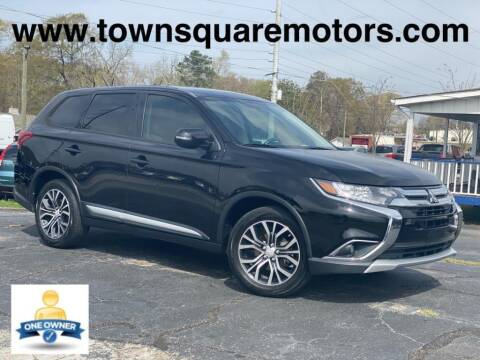 2016 Mitsubishi Outlander for sale at Town Square Motors in Lawrenceville GA