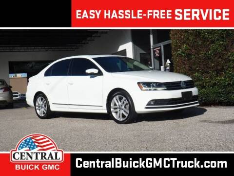 2017 Volkswagen Jetta for sale at Central Buick GMC in Winter Haven FL