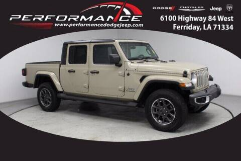 2020 Jeep Gladiator for sale at Performance Dodge Chrysler Jeep in Ferriday LA