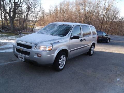 2008 Chevrolet Uplander for sale at Clucker's Auto in Westby WI
