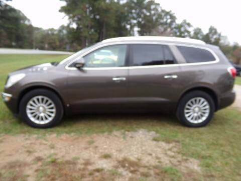 2008 Buick Enclave for sale at CHRIS AUTO SALES in Roanoke AL