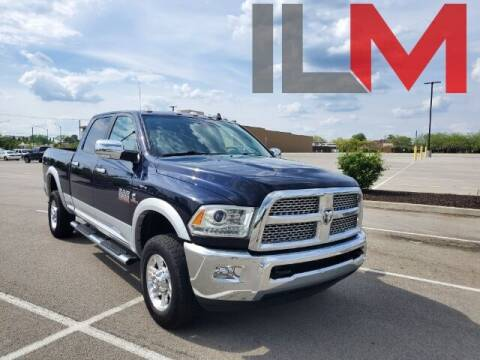 2013 RAM Ram Pickup 2500 for sale at INDY LUXURY MOTORSPORTS in Fishers IN
