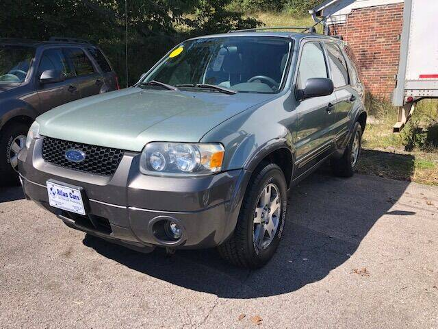 2005 Ford Escape for sale at Atlas Cars Inc. in Radcliff KY