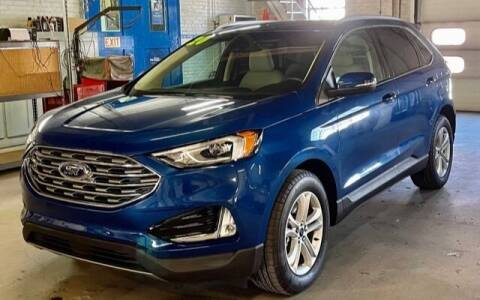 2020 Ford Edge for sale at Reinecke Motor Co in Schuyler NE