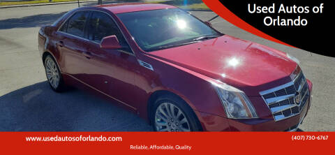2008 Cadillac CTS for sale at Used Autos of Orlando in Orlando FL
