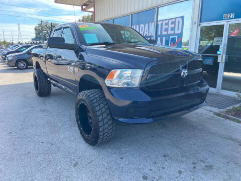 2015 RAM Ram Pickup 1500 for sale at Lee Auto Group Tampa in Tampa FL