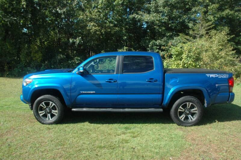 2016 Toyota Tacoma for sale at Bruce H Richardson Auto Sales in Windham NH