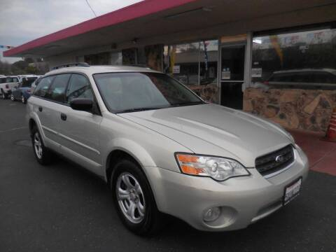 2007 Subaru Outback for sale at Auto 4 Less in Fremont CA