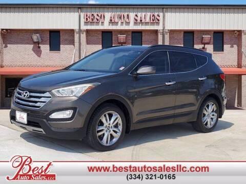 2013 Hyundai Santa Fe Sport for sale at Best Auto Sales LLC in Auburn AL