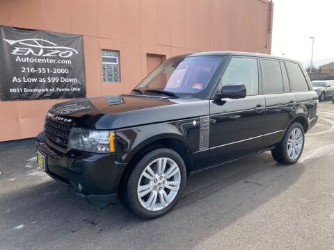 2011 Land Rover Range Rover for sale at ENZO AUTO in Parma OH