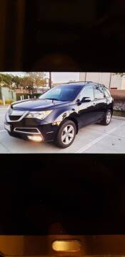 2011 Acura MDX for sale at International Motors in San Pedro CA
