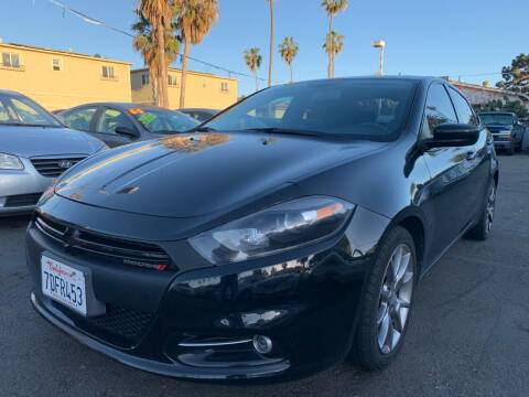 2013 Dodge Dart for sale at North County Auto in Oceanside CA