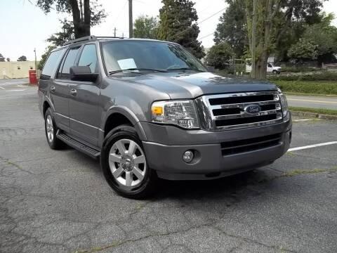2010 Ford Expedition for sale at CORTEZ AUTO SALES INC in Marietta GA