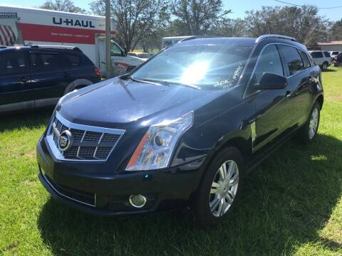 2010 Cadillac SRX for sale at CARZ4YOU.com in Robertsdale AL