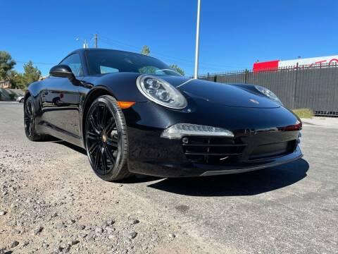 2016 Porsche 911 for sale at Boktor Motors in Las Vegas NV