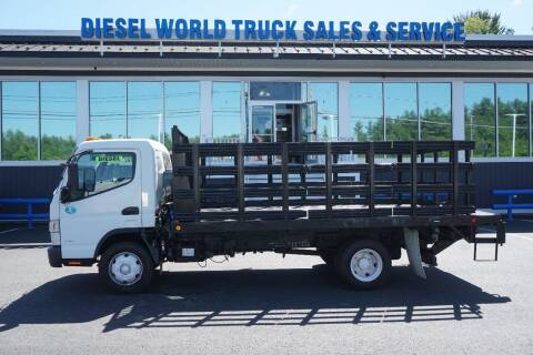 2012 Mitsubishi Fuso FEC92S for sale at Diesel World Truck Sales in Plaistow NH