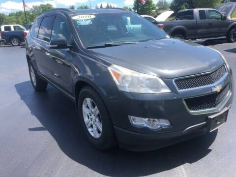 2010 Chevrolet Traverse for sale at Newcombs Auto Sales in Auburn Hills MI
