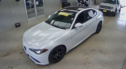 2018 Alfa Romeo Giulia for sale at Smart Chevrolet in Madison NC