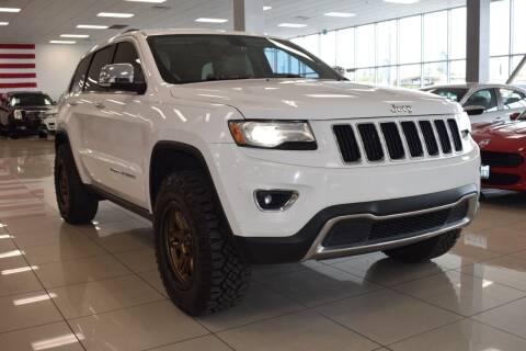 2014 Jeep Grand Cherokee for sale at Legend Auto in Sacramento CA