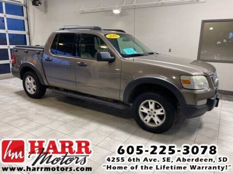 2007 Ford Explorer Sport Trac for sale at Harr's Redfield Ford in Redfield SD