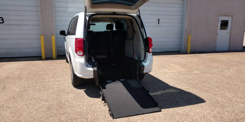 2016 Dodge Grand Caravan for sale at Handicap of Jackson in Jackson TN