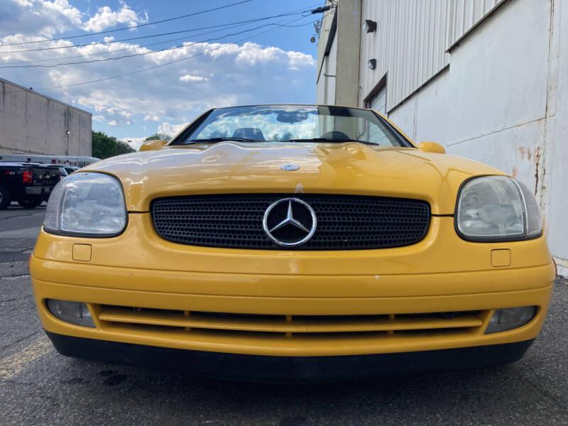 1998 Mercedes-Benz SLK for sale in East Lansdowne, PA