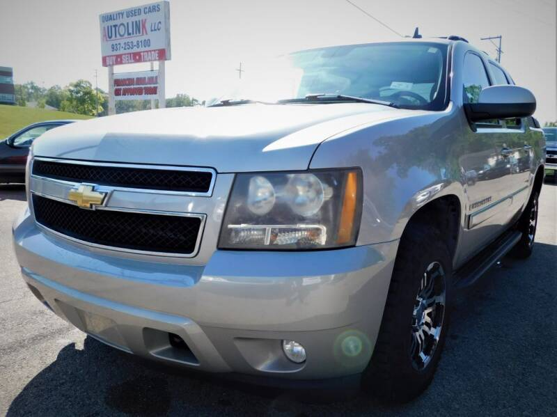 2007 Chevrolet Avalanche for sale at AutoLink LLC in Dayton OH