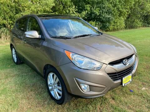 2012 Hyundai Tucson for sale at M & M Motors in West Allis WI