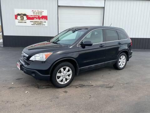 2008 Honda CR-V for sale at Highway 9 Auto Sales - Visit us at usnine.com in Ponca NE