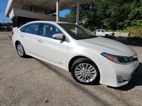 2013 Toyota Avalon Hybrid for sale at McAdenville Motors in Gastonia NC