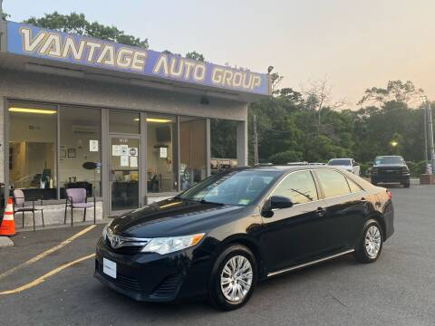 2012 Toyota Camry for sale at Vantage Auto Group in Brick NJ