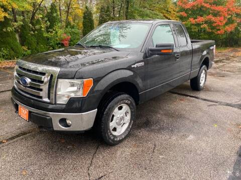 2012 Ford F-150 for sale at TKP Auto Sales in Eastlake OH