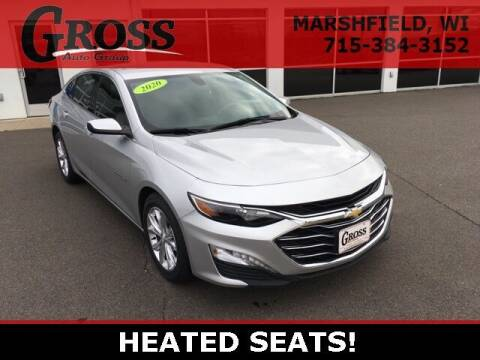 2020 Chevrolet Malibu for sale at Gross Motors of Marshfield in Marshfield WI
