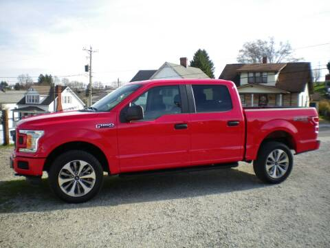 2018 Ford F-150 for sale at Starrs Used Cars Inc in Barnesville OH