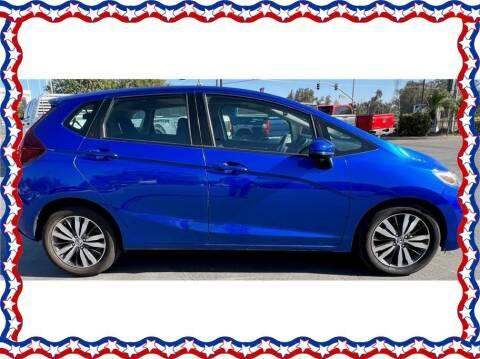 2017 Honda Fit for sale at American Auto Depot in Modesto CA