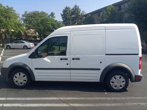 2012 Ford Transit Connect for sale at Fastlane Auto Sale in Los Angeles CA